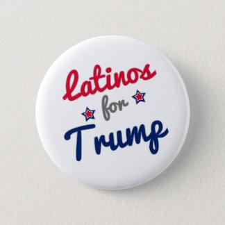 Bóton Redondo 5.08cm Latinos para o trunfo 2016