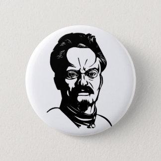 Bóton Redondo 5.08cm Leon Trotsky