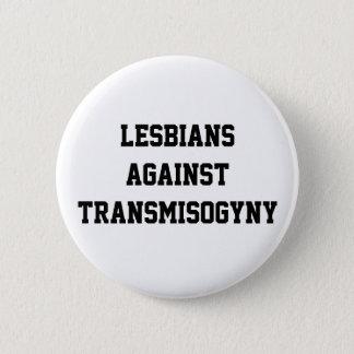 Bóton Redondo 5.08cm Lésbica contra transmisogyny