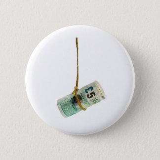 Bóton Redondo 5.08cm Libra britânica de oscilação