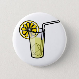 Bóton Redondo 5.08cm Limonada doce