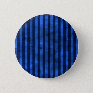 Bóton Redondo 5.08cm Listras azuis sujas
