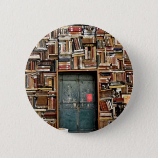 Bóton Redondo 5.08cm Livros e livros