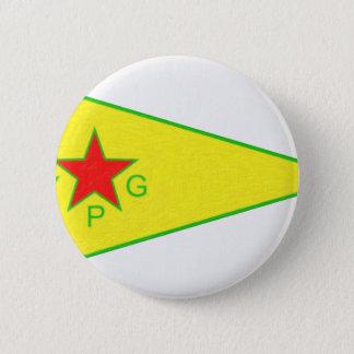 Bóton Redondo 5.08cm logotipo 5 a do ypg