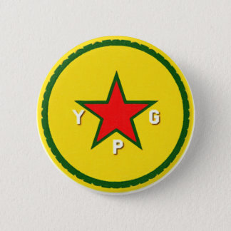 Bóton Redondo 5.08cm logotipo do ypg