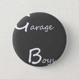 Bóton Redondo 5.08cm Logotipo dos meninos da garagem
