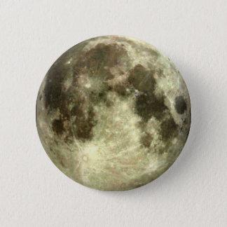 Bóton Redondo 5.08cm Lua cheia