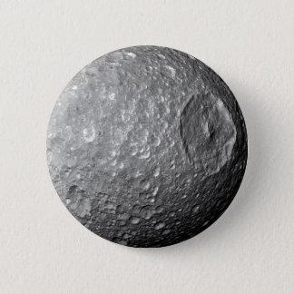 Bóton Redondo 5.08cm Lua Mimas de Saturn