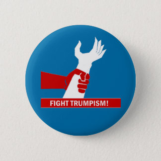 Bóton Redondo 5.08cm Luta Trumpism!