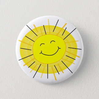 Bóton Redondo 5.08cm Luz do sol