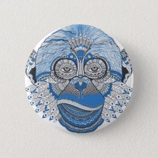 Bóton Redondo 5.08cm Macaco - universal