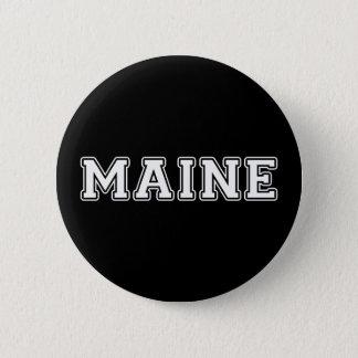Bóton Redondo 5.08cm Maine