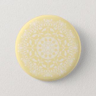 Bóton Redondo 5.08cm Mandala do pergaminho
