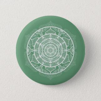 Bóton Redondo 5.08cm Mandala prudente