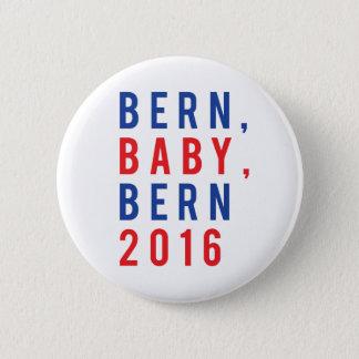 Bóton Redondo 5.08cm Máquinas de lixar de Bernie para o presidente
