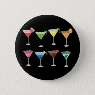 Bóton Redondo 5.08cm Martinis