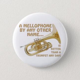 Bóton Redondo 5.08cm Mellophone por algum outro nome