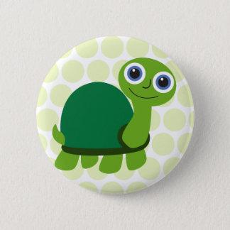 Bóton Redondo 5.08cm Menino da tartaruga