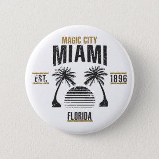 Bóton Redondo 5.08cm Miami