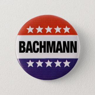 Bóton Redondo 5.08cm Michele Bachmann para o presidente