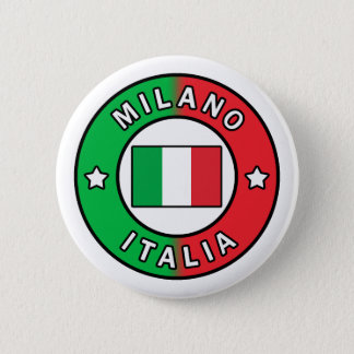 Bóton Redondo 5.08cm Milão Italia