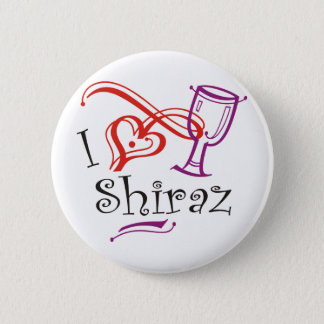 Bóton Redondo 5.08cm Mim coração Shiraz