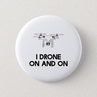 Bóton Redondo 5.08cm Mim zangão e no quadcopter