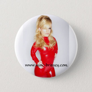 Bóton Redondo 5.08cm Mini-Britney dom