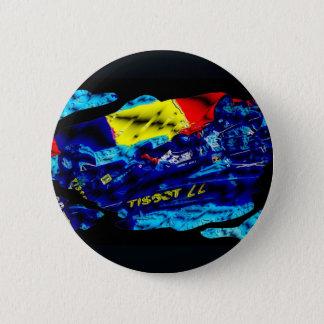 Bóton Redondo 5.08cm Monoposto - Artwork Louis Glineur