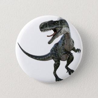 Bóton Redondo 5.08cm Monotophosaurus que olha direito