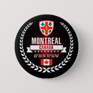 Bóton Redondo 5.08cm Montreal