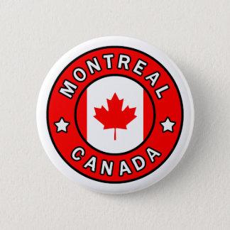 Bóton Redondo 5.08cm Montreal Canadá