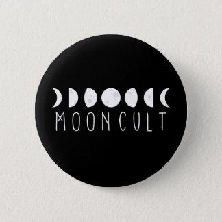 Bóton Redondo 5.08cm MoonCult botão de 2 polegadas