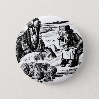 Bóton Redondo 5.08cm Morsa, Carpeter e ostras