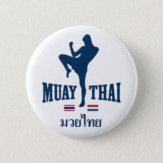 Bóton Redondo 5.08cm Muay Tailândia tailandesa Países Baixos