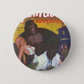 Bóton Redondo 5.08cm Namorado do gorila