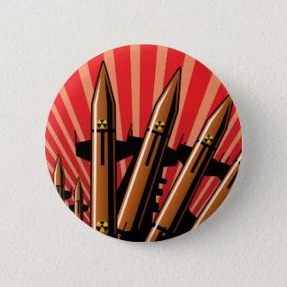 Bóton Redondo 5.08cm NÃO FAÇA! Por favor não mais guerra