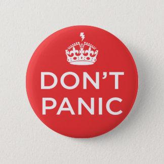 Bóton Redondo 5.08cm Não faz o botão de pânico