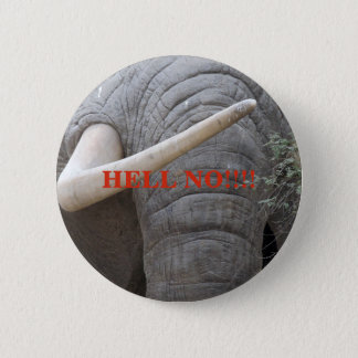 Bóton Redondo 5.08cm Não. nenhum marfim nenhum botão caçando