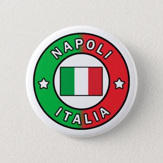 Bóton Redondo 5.08cm Napoli Italia