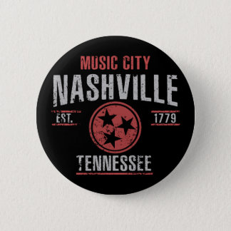 Bóton Redondo 5.08cm Nashville