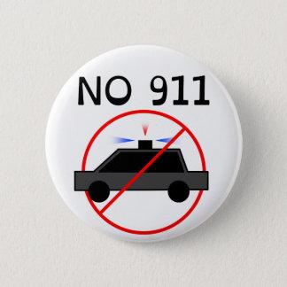 Bóton Redondo 5.08cm NENHUM 911 logotipo B