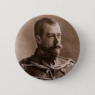 Bóton Redondo 5.08cm Nicholas II