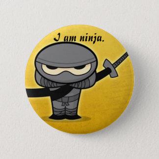 Bóton Redondo 5.08cm ninja