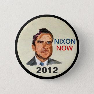 Bóton Redondo 5.08cm Nixon agora 2012