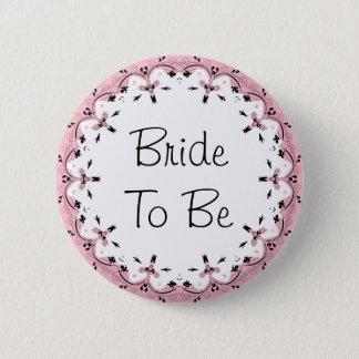 Bóton Redondo 5.08cm Noiva para wedding o botão do partido de chá de
