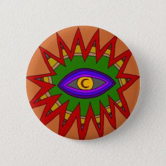 Bóton Redondo 5.08cm O átomo espiritual