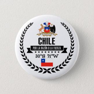 Bóton Redondo 5.08cm O Chile