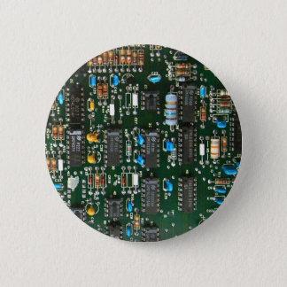 Bóton Redondo 5.08cm O conselho de circuito impresso dos eletrônicos do