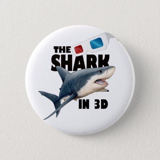 Bóton Redondo 5.08cm O filme do tubarão